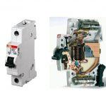 Миниатюрни автоматични прекъсвачи 1P