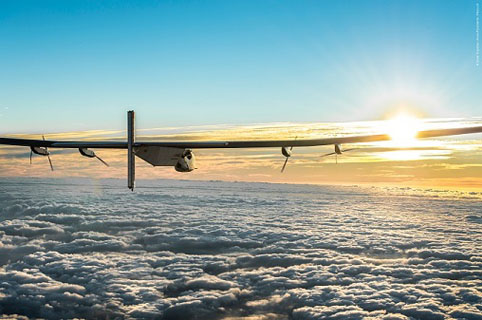 ABB и Solar Impulse
