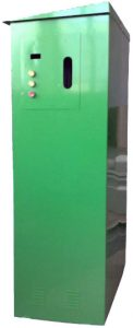 Метален шкаф 02